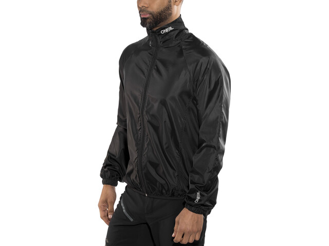 O'Neal Breeze Rain Jacket Herren black
